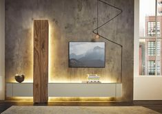 Hulsta With their sleek, contemporary style and their inventive combination of floating cupboards and LED lighting, the Gentis collection from Hulsta is the ideal companion for a modern and sophisticated interior.