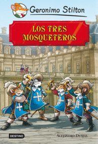 LOS TRES MOSQUETEROS GERONIMO STILTON