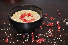 miss.sweetkitchen: Erdnuss-Bananen-Porridge