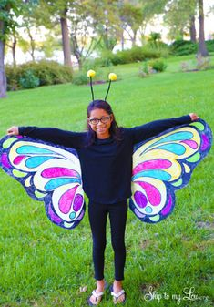 52 Simple DIY Halloween Costume Ideas for Children - Big DIY Ideas