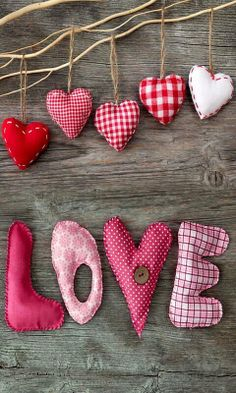 Love Hearts ♥ LOVE ♥ Happy Valentines Day, Love, Hearts, Happiness, February, Valentine, Be Mine, Always and Forever, February14th.