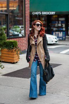 loving this Rebecca Minkoff trench coat