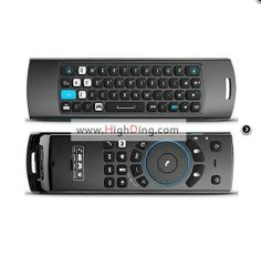 F10-Pro RF 2.4GHz Fly Air Mouse + Remote Control + Wireless Keyboard + Mic Speaker