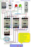Control Circuit OF STAR DELTA STARTER Electrical Info PICS