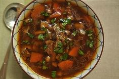 Mushroom Barley Soup Recipe on Food52, a recipe on Food52