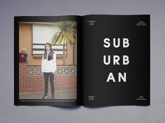 Fashion Journal Redesign on Behance