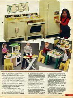 1985-xx-xx Sears Christmas Catalog P561 by Wishbook, via Flickr----- I had the stuff up top