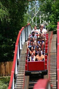 #FrontierCity #ThemePark in OKC. #rollercoaster #oklahoma