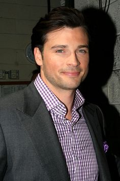 Tom Welling will always be the first man I declared to be my husband. Always.