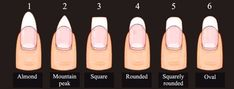Manicure acts as an essential treatment that makes your hands and nails look clean and beautiful. Today, manicure is not just restricted to shaping the nails oval or round, but there are different other shapes which are in trend when we think of nail shaping. #beautynails