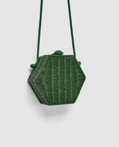 Image 6 of HEXAGONAL CROSSBODY BAG from Zara