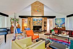 A Peek Inside: Mid Century Modern in Dallas