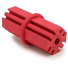 Kong Dental Stick Brinquedo para Cachorro Vermelho - MeuAmigoPet.com.br #petshop #cachorro #cão #meuamigopet