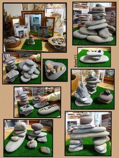 Rocks, stones and pebbles - Children& room art - .- Felsen, Steine ​​und Kiesel – Kinderzimmer Kunst – Rocks, stones and pebbles – nursery art – - Reggio Emilia Classroom, Reggio Inspired Classrooms, Block Center, Block Area, Preschool Science, Preschool Classroom, Learning Centers, Early Learning, Inquiry Based Learning