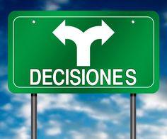 Tema de fondo: tenga paz con las decisiones que toma