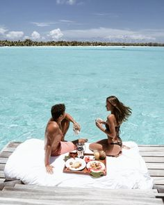 Our First Impression of Bora Bora at The Four Seasons – Helen Owen Honeymoon Pictures, Vacation Pictures, Bora Bora Honeymoon, Couples Vacation, Wedding Honeymoons, Romantic Getaways, Romantic Vacations, Tourist Places, Famous Places