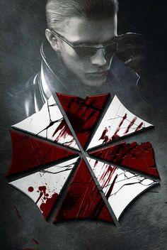 Resident Evil : Key Art - Maxi Poster x new and sealed Umbrella Corporation, Corporación Umbrella, Deco Panel, Gaming Posters, Resident Evil Game, Framed Art, Wall Art, Keys Art, Painting Prints