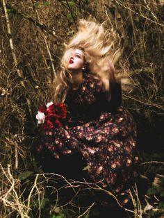 L'Automne m'appelle… - Autoportrait Photo/...