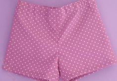 Girl short Pantalón corto niña Pantaloni bambina por missmariposas