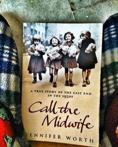 Back from Jaipur which is great for literature but not so great for actually you know READING. I'm getting reacquainted with my books again. Call The Midwife was a show I loved and I've always been curious about the book it was based on Jennifer Worth's memoir of living and midwifery in London's East End in the '50s. My fingers are too cold to type much more but I'll add that this is also part of my reading more nonfiction resolution for 2016. Memoir counts right? Totally. #bookstagram…