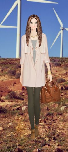 Activist for Environment Outfit Covet Fashion Game