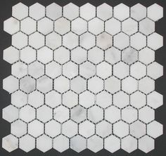 marble hex tiles