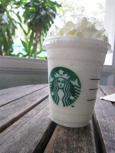 Starbucks: Vanilla Bean Frappuccino