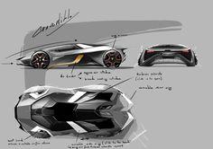 Lamborghini Diamante 2023 Concept by Thomas Granjard (4)