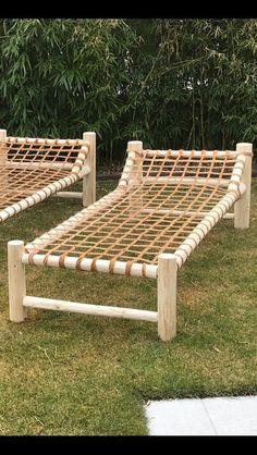 Lie down on natural materials - garden - Outdoor Furniture Ideas - Garten Outdoor Furniture Plans, Lawn Furniture, Handmade Furniture, Pallet Furniture, Furniture Projects, Furniture Design, Modular Furniture, Farmhouse Furniture, Plywood Furniture
