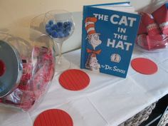 Dr Suess party ideas at the bottom there are links to some more suessical parties