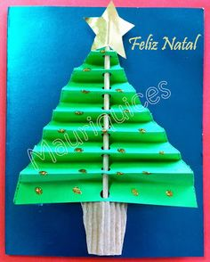 Mauriquices: Árvore de Natal às preguinhas