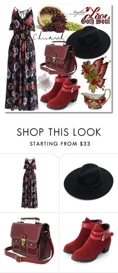 """CHICWISH no.1"" by silvijo ❤ liked on Polyvore featuring Chicwish and chicwish"