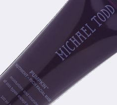 Enter here: http://virl.io/ICbaSsyB To Win A Free Michael Todd Pumpkin Facial Mask!