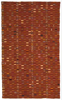 Africa | Man's prestige wrapper from the Ewe people of Ghana | Cotton and silk | 1930 - 50