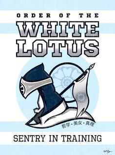 White Lotus in Training by Marissa-Meza on deviantART