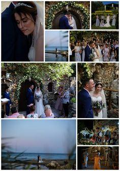 Unique stone wedding venue in Chania; destination wedding in Crete; getting married in Greece Wedding Planner, Destination Wedding, Wedding Venues, Crete, Getting Married, Real Weddings, Photo Wall, Stone, Unique