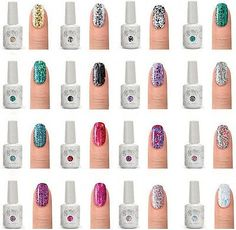 Harmony New Gelish Gel Nail Polish Trends Collection Set Of 16 Colors