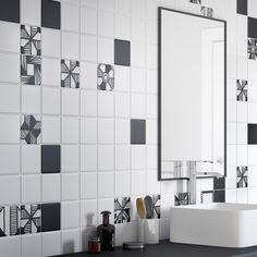 Faïence mur blanc mat l.10 x L.10 cm, Marker Leroy Merlin, Home Decor, Products, Matte Black, White Walls, Home, Laundry Room, Decoration Home, Room Decor