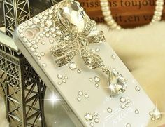 IPhone Case Bling Luxurious Gem Diamond Case by blingglittercase, $20.99