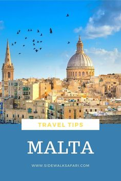 Looking for Malta travel tips? Plan the perfect 3 day itinerary with this travel guide.