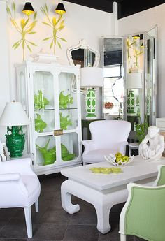 169 Best Palm Beach Chic Décor The Glam Pad Images On Pinterest Little Cottages Decor And House