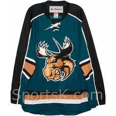 Manitoba Moose Euro 96, Hockey Sweater, Jersey Designs, Sports Jerseys, Moose, Graphic Sweatshirt, Fashion Outfits, Nike, Sweatshirts
