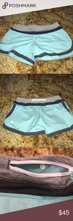 Lululemon Running Shorts Excellent used condition no flaws lululemon athletica Shorts