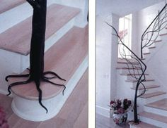 Tree Staircases