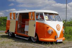 My VW Camper Van: VW Bus