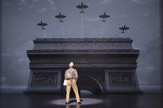 'AMERICAN IN PARIS' IS A TRIUMPH: Robert Fairchild. Photo: Angela Sterling