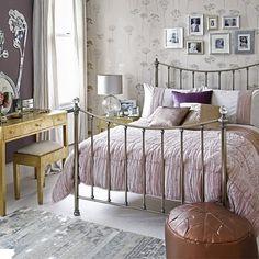 DiCasa9va: Cabeceiras de cama: elas são mais antigas do que você pensa (Parte 2 - Ferro)