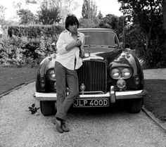 Keith Richards' Bentley Heads To Auction