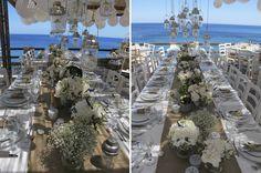 Sifnos Flavored Wedding @ Amazing Lazarou Beach | Sifnos Island Greece