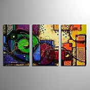 Hand Painted Oil Painting Abstract  Fantasy C... – USD $ 119.99